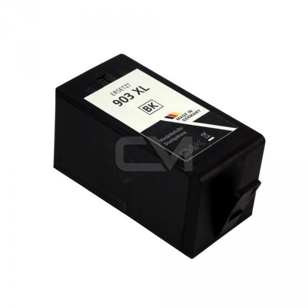 wiederbefüllte Patrone für HP903XL Black