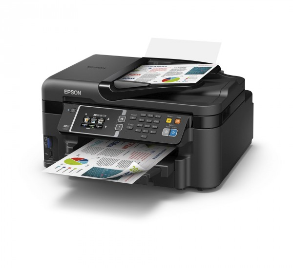Epson Drucker Workforce WF-3620DWF
