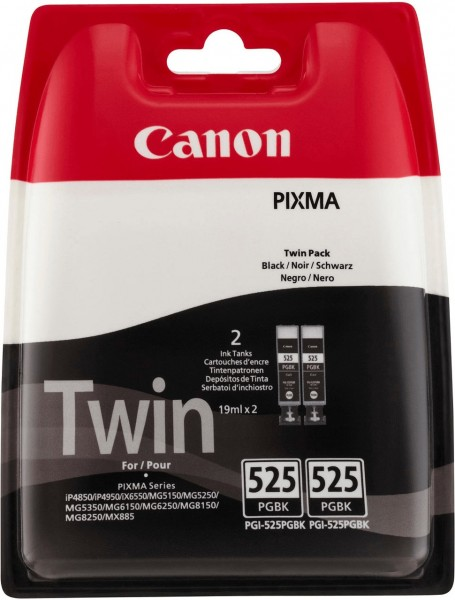 Canon PGI-525BK Twin-Pack