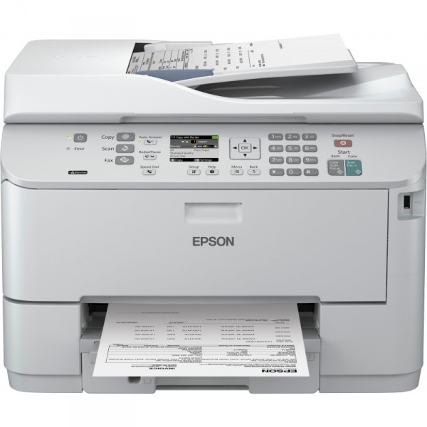 Epson WorkForce Pro WP-M4595DNF S/W Voll-Duplex