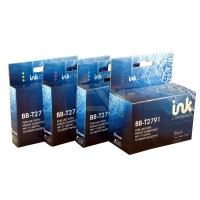 alternatives Multipack zu Epson T2716 - BK/C/M/Y