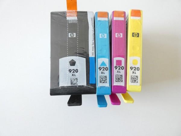 original HP Multipack HP920XL BK/C/M/Y - C2N92AE -