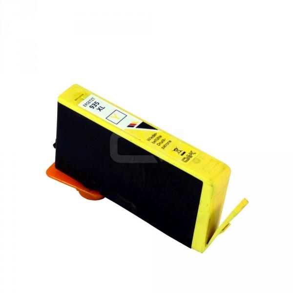 wiederbefüllte Patrone für HP935XL Yellow