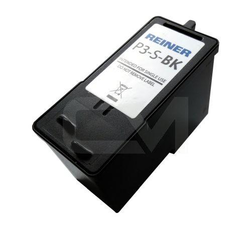 Druckpatrone P3-S-BK schwarz für Reiner jetStamp 940 und 970