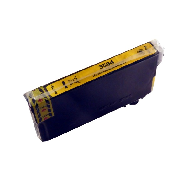 alternative Patrone zu Epson T3594 - Yellow