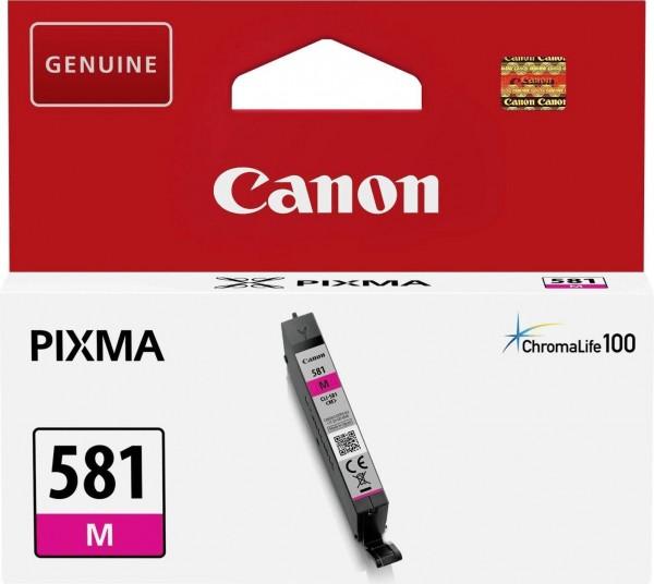 Canon original Patrone CLI-581 Magenta