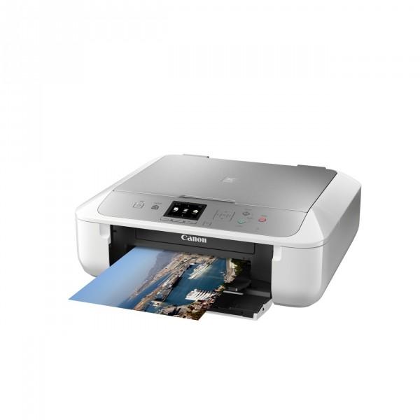 Canon PIXMA MG5751 Tintenstrahl-Multifunktionsdrucker weiß