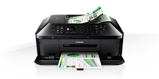 Canon PIXMA MX725 Tintenstrahl-Multifunktionsdrucker