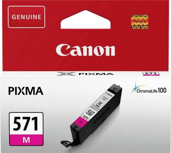 Canon original Patrone CLI-571 Magenta